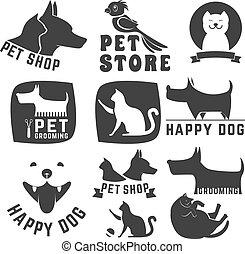 mascota, tienda