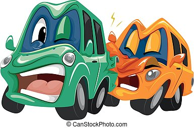 mascotte, arresto automobile