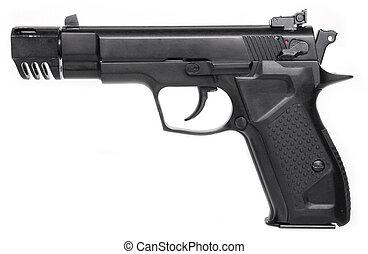 mashine, geweer