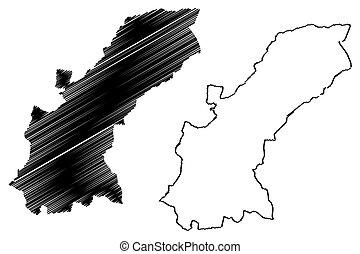 Mashonaland East Province (Republic of Zimbabwe, Provinces ...