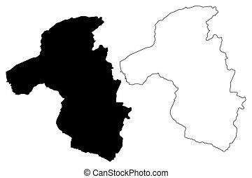Mashonaland West Province (Republic of Zimbabwe, Provinces ...
