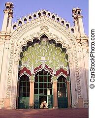 masjid, jama, lucknow