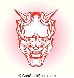 mask., 日本語