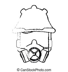 Mask and helmet design
