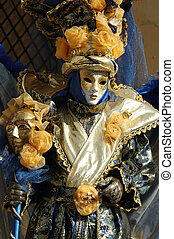 Mask at Carnival of Venice