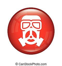 mask gas design