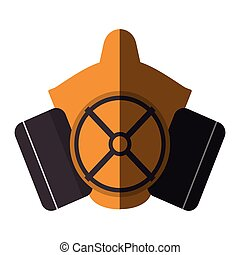 Mask of industrial security design