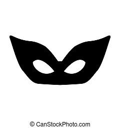Mask the black color icon.