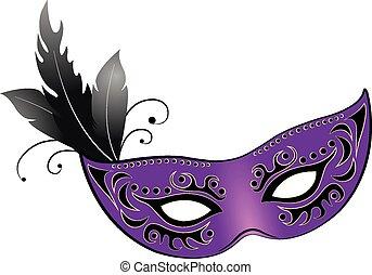 mask - carnival mask