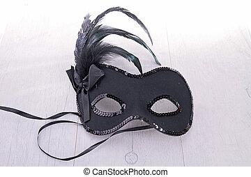 maska, karnawał