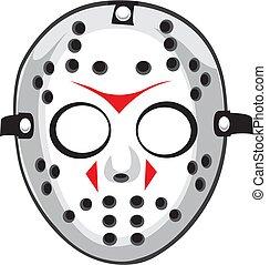 maske, hockey