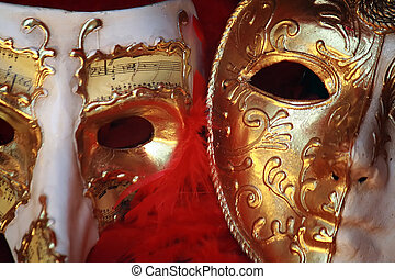 masked - Karnevalsmaske