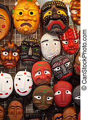 Masken - korea