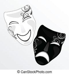 masker, carnaval