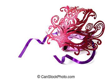 masker, zich verbeelden