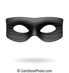maskerad, mask.
