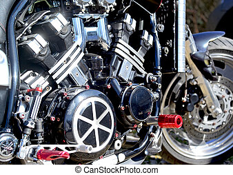 maskine, bike