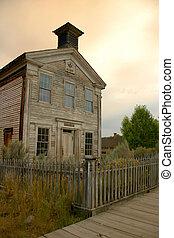 Masonic Lodge - Lodge in historic Bannack Montana