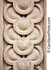 Masonry detail