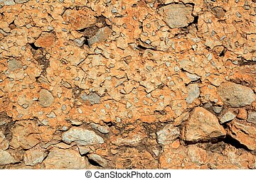 Masonry stone wall ancient concrete texture