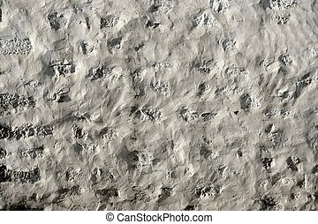 Masonry stone wall texture, old Spain architecture