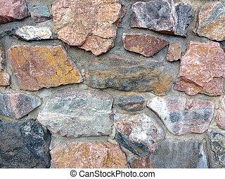 masonry stone wall texture