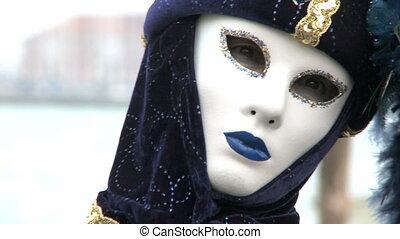 masqué, couple