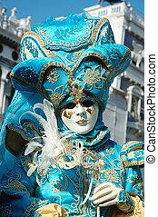 masque, venise, 2011, carnaval