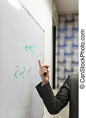 Mass energy equivalence formula