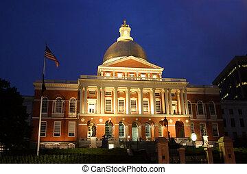 Massachusetts State House Massachusetts State House