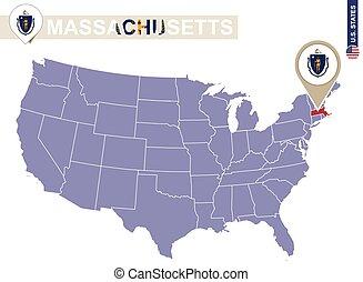 Boston Massachusetts Us Map fidorme