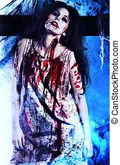 massacre blood