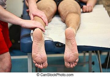 massage after running