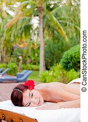 Massage At Villa