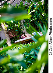 Massage Outside