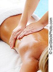 Massage Techniques I