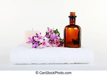 Massage Therapist - Aromatherapy and Massage Oil