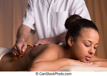 Massage therapy for health