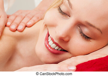 massaggio posteriore