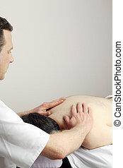 Massaging Torso