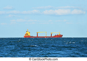 masse, cargo, horizon