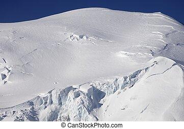massif, mont blanc