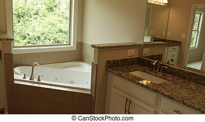 Master Bedroom - Master bedroom and new construction tract...