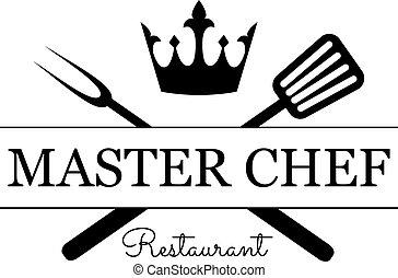 Master Chef emblem