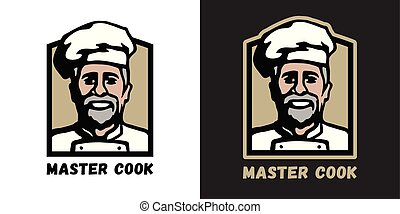 Master cook logo.