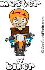 master of biker