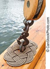 Masts and Sails