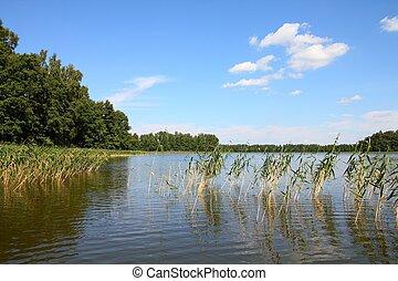 Masuria in Poland - Masuria (Mazury) - famous lake district...