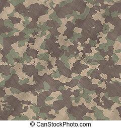 matériel, camouflage, fond, texture