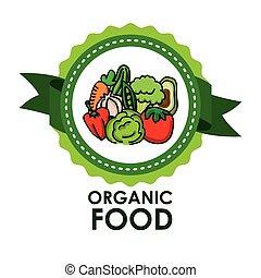 mat, organisk